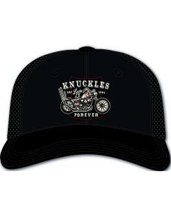 L13 - Knuckles Forever Dismantlers Snapback Trucker Hat